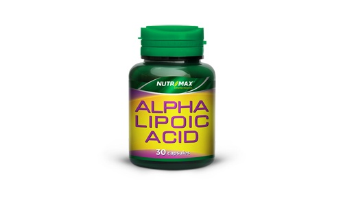 Manfaat Nutrimax Alpha Lipoic Acid 30 Naturecaps