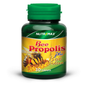 Nutrimax Bee Propolis Plus Bee Pollen 30 Tablet